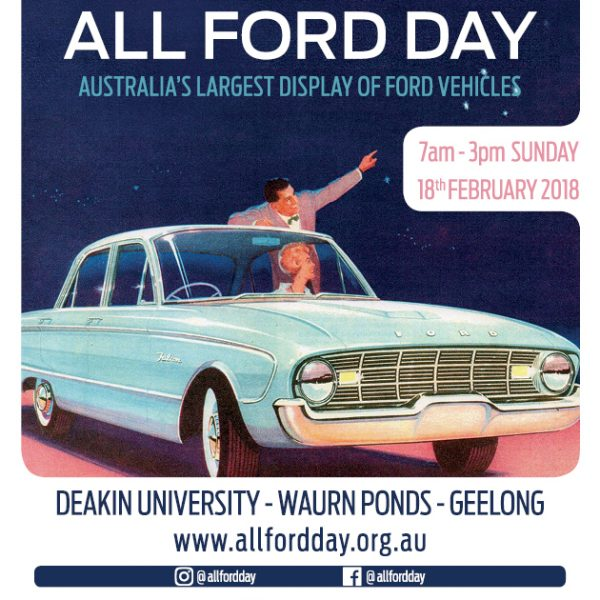 27th Annual All Ford Day